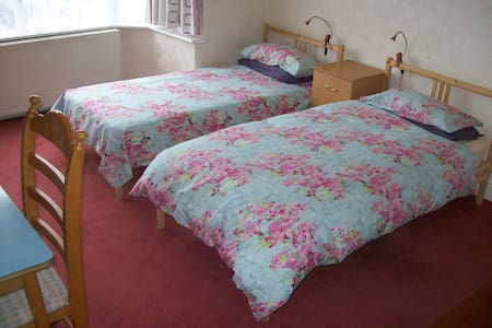 Cosy Spacious Double Room in SW London - Norbury