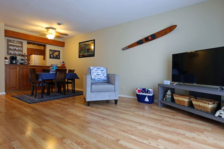 Condo near Greers Ferry Lake