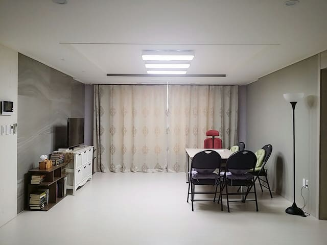 Brand-new apartment with fresh air! - 경산시 - Apartemen