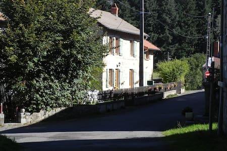 Maison de Campagne entièrement meublée - Saint-Nicolas-des-Biefs
