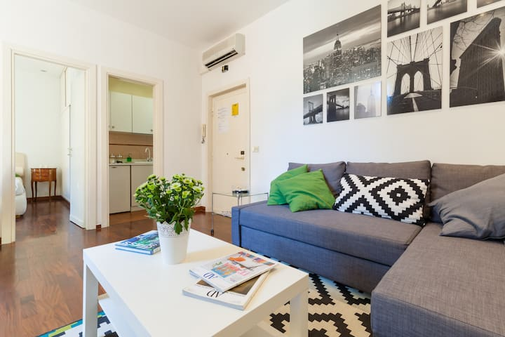 New apartment in the heart of Colosseum&Citycenter - Řím - Byt