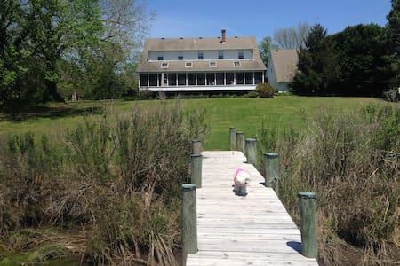The Shore House-VA Eastern Shore - Onancock - House