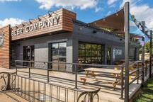 Tie and Timber Brewery (Cherry and Pickwick)