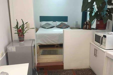 Cómoda suite en Cuenca