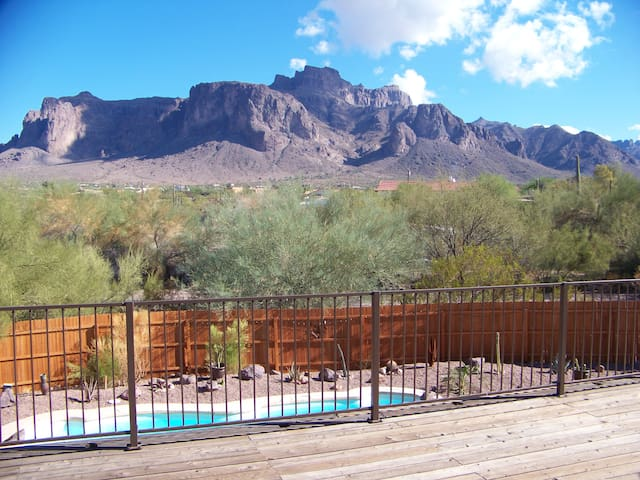 Vacation Rental in City of the Sun  - Apache Junction - Casa