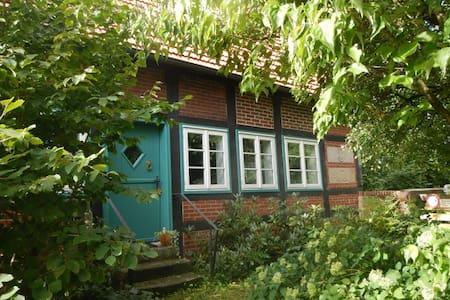 Romantische, alte Wassermühle - Rieste - 独立屋