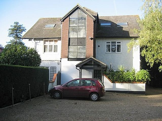 Surrey Self-catering Apartment - Woking - Huoneisto