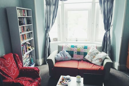 Spacious Room in Glasgow's East End - Glasgow - Apartment
