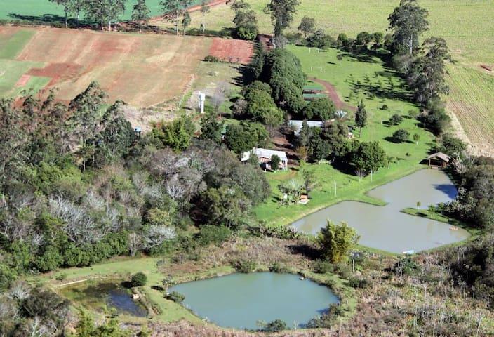 Camping iguassu falls