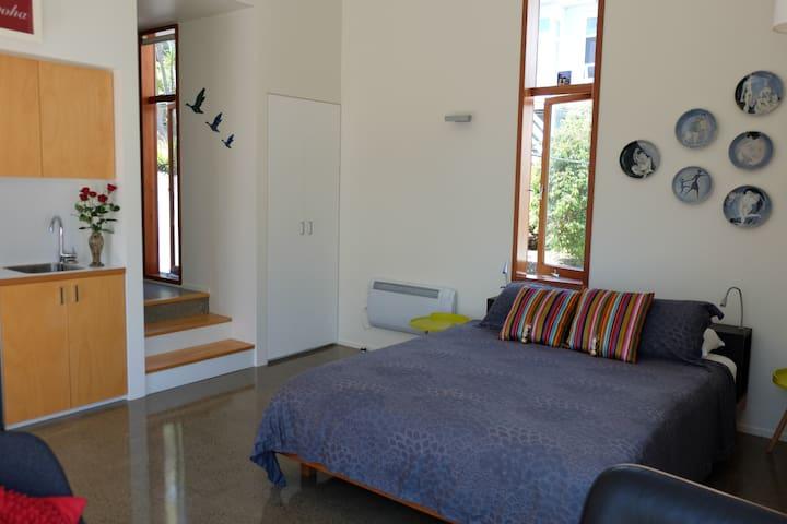 Wellington Oriental Bay - Studio 1