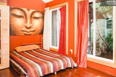 Private zen den with sauna! - Seattle - House