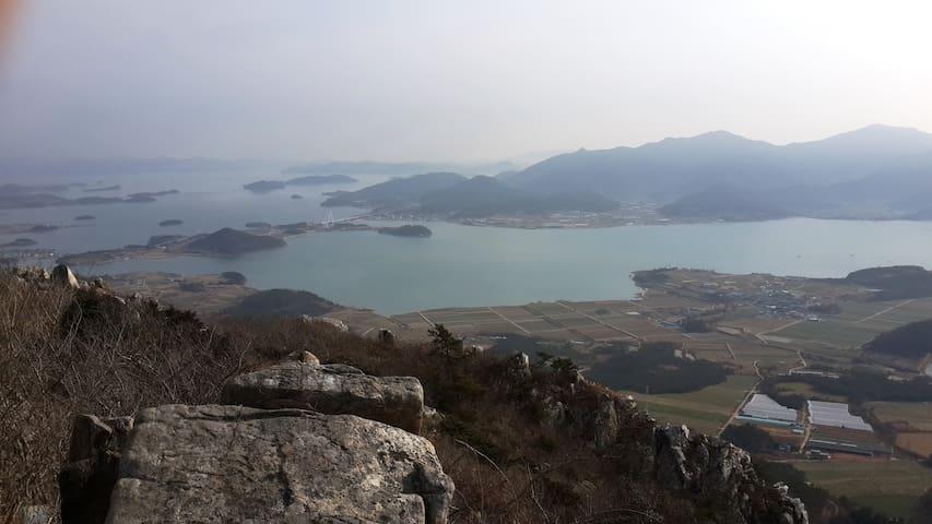 Haenam Seascape - Songji-myeon, Haenam-gun - Otros