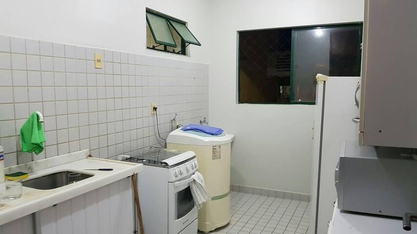 BEACH FRONT Appartament, swimingpool, security. - Pirangi do Norte (NATAL)  - Lägenhet