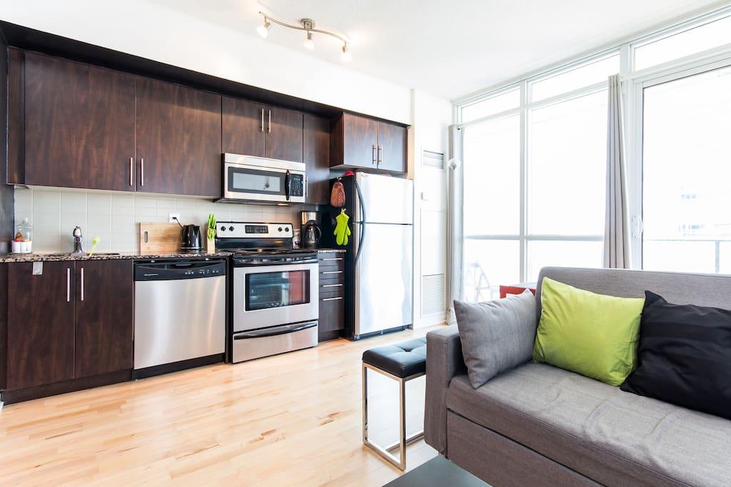 Suite Toronto Luxury Downtown Condo