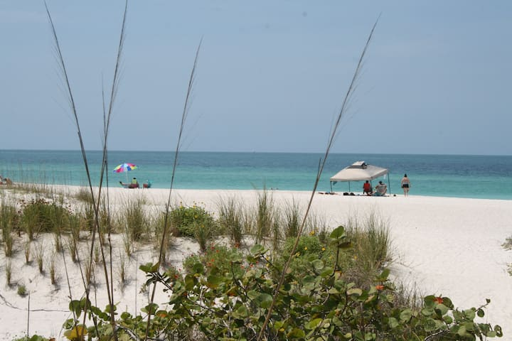 OCT & FALL SALE! Fabulous Condo, 30 steps to Beach