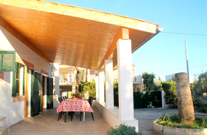 Villa Rosabel, casa acogedora de vacaciones
