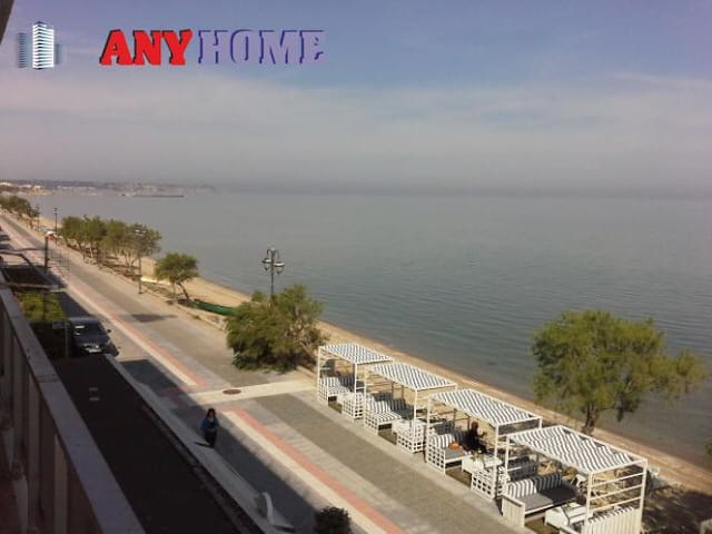 Apartment in front of the sea. 2nd floor - Peraia - Apartment