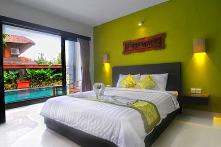 Ubud Bali Tranquility - Bed & Breakfast