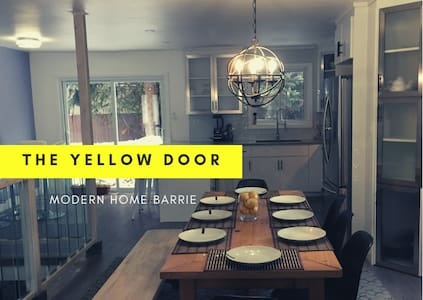 THE YELLOWDOOR - MODERN ENTIRE HOME