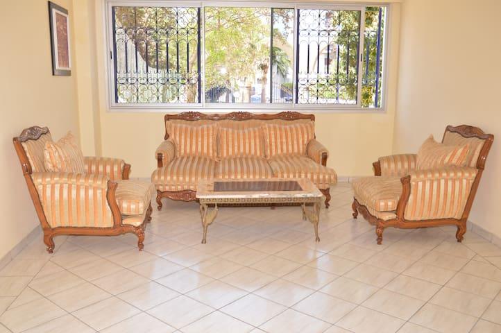 Votre Appartement au Centre Ville d'Agadir
