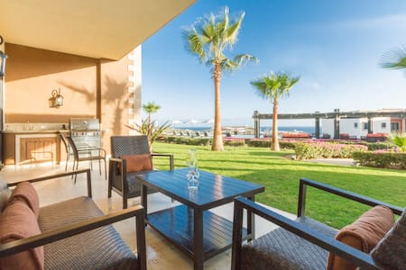 Copala At Quivira-Poolside Ground Floor Oceanview