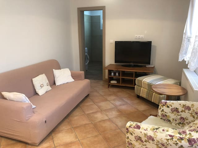 Christina' s apartment