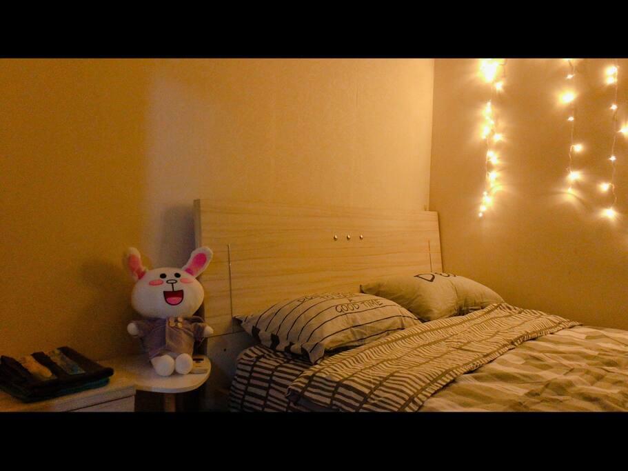 兔窝.星光效果