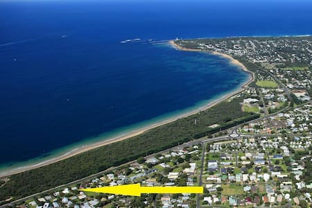 Corsair Cottage- Opposite Beach Pt Lonsdale/Qcliff - Queenscliff