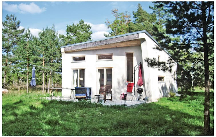 Holiday cottage with 1 bedroom on 45m² in Klintehamn