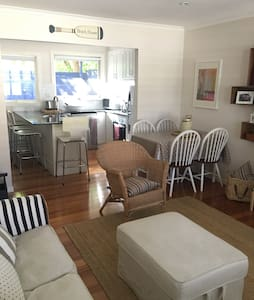 Lovely Quiet 2BD in leafy Brighton - 브라이튼(Brighton) - 아파트