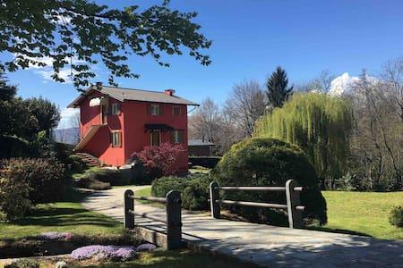 ''willow house''-''la casa del salice''