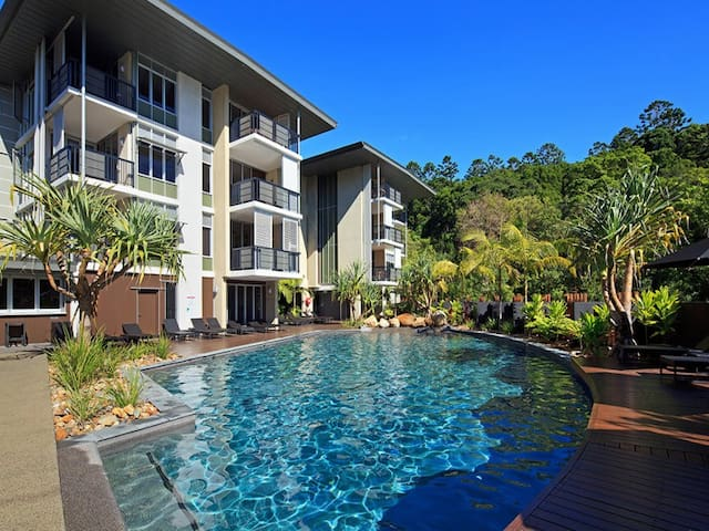 LUXURY COUPLES RETREAT NOOSA HEADS - Noosa Heads - Apartment