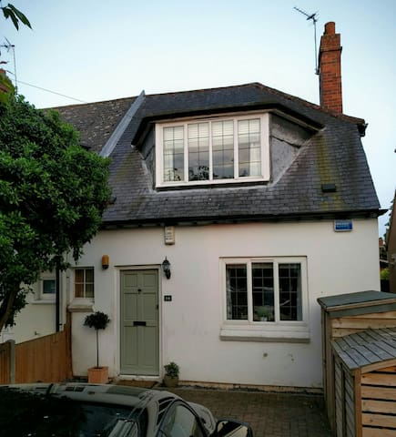Homely Cottage in East Oxford - Oxford - Casa