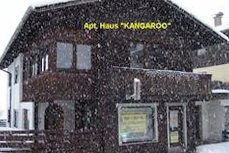 Apt. Haus KANGAROO / Ehrwald / Zugspitz-Arena - Ehrwald - Byt se službami (podobně jako v hotelu)
