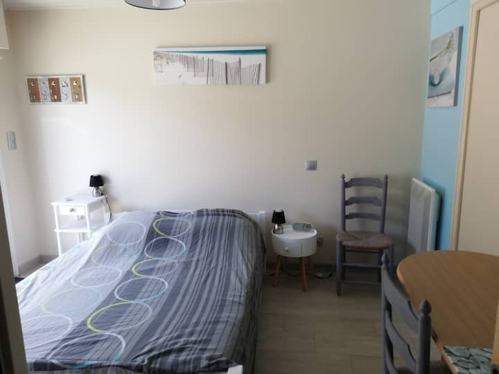 Chambre+SdB+WC Privés aux herbiers:14km duPuydufou