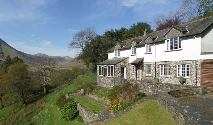 Bawd Hall - Newlands Valley luxury country house
