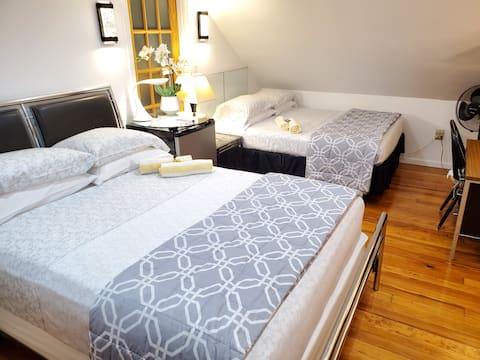 Great Room Near NY City,  EWR/JFK/LGA, Outlet Mall