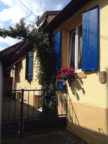 Sweet Home à coté d'Obernai