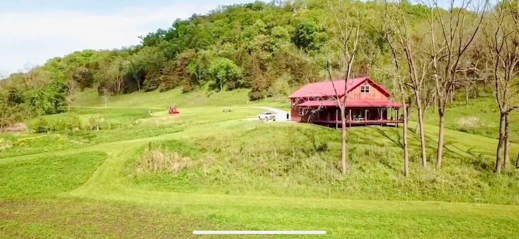 Barnwood Cabin