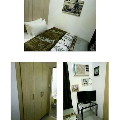 Fully furnished 1BR beside Mall - Quezon City - Haus