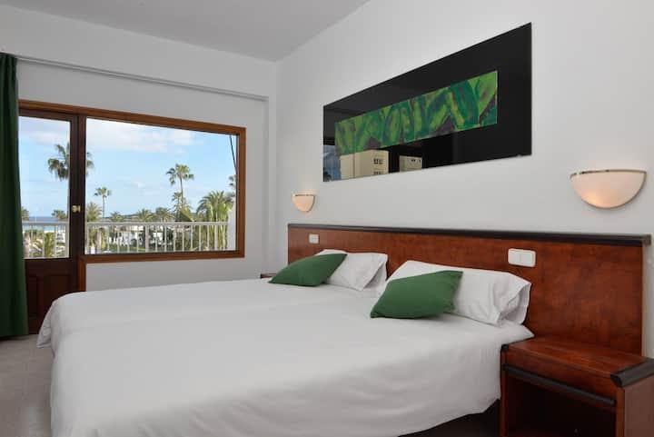 Habitación Doble en Cala Millor (Hotel Villa Miel)