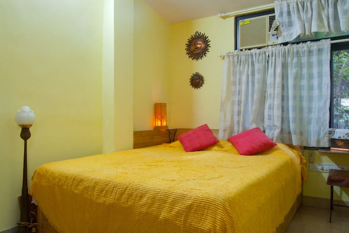 Private Room in Buzzing Bandra - Mumbai - Appartement