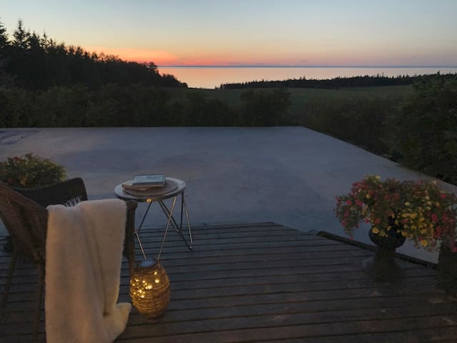 Boutique B&B Ocean Farm Stay - Large Luxury Suite