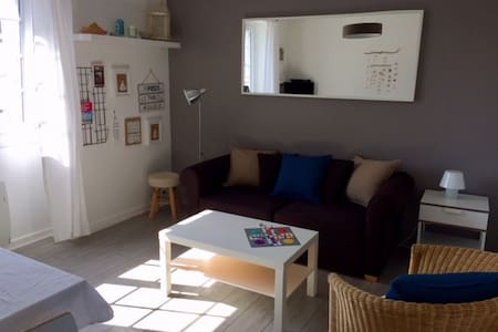 Appartement 2-4 pers 200m Plage