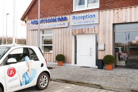 Budget Hotel Sylt - Sylt-Ost - Bed & Breakfast