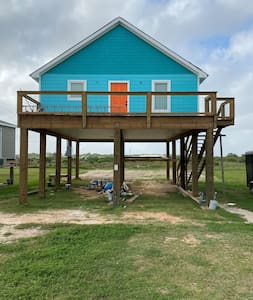 Matagorda Home with a View
