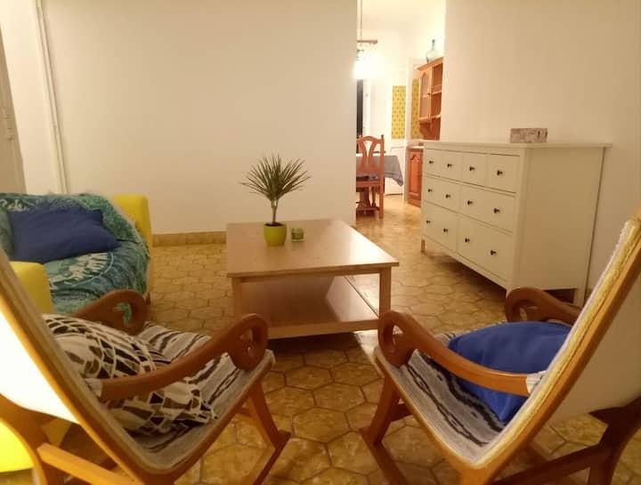 Appartement Cosy ,150m de la plage de Porto Cristo