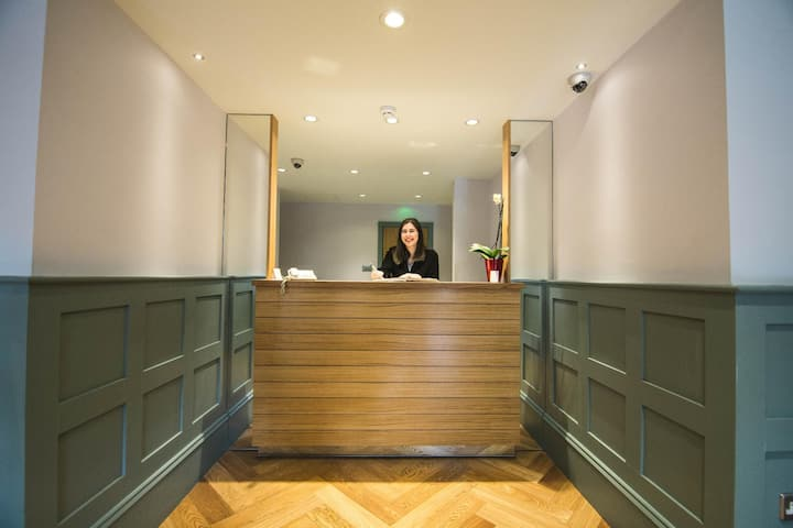 Essential and Business Travel Only: Attractive Double Superior Double Bed At Jesmond