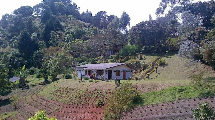 Country House in Dapa Valle, with Parking.