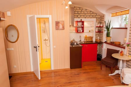 Small but charming apt! Welcome! - Vilnius - อพาร์ทเมนท์